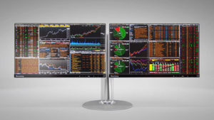 Bloomberg accessible à distance